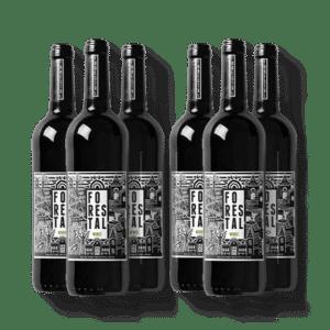 6 botellas del cineasta
